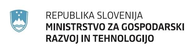 RS ministarstvo za gospodarstvo razvoj i tehnologijuSpirit Slovenija